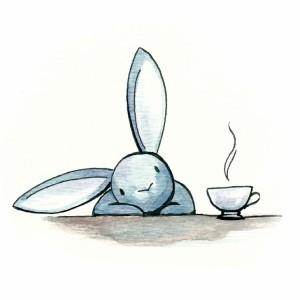 Teatime bunny